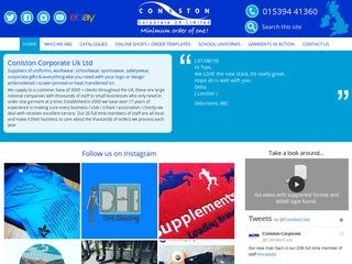Coniston Corporate UK