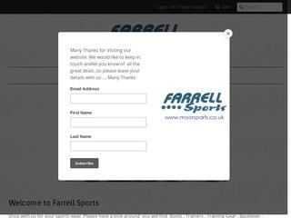 Farrell Sports