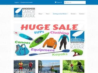 Windermere Canoe Kayak