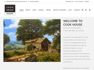 Cookhouse Gallery
