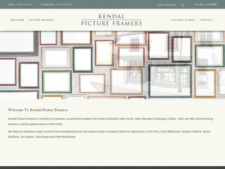 Kendal Picture Framers