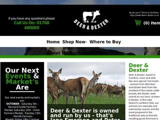 Deer and Dexter