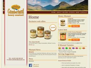 Cumberland Mustard