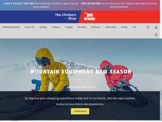The Climbers Shop