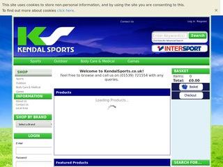 Kendal Sports