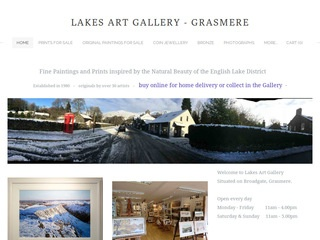 Lakes Art Gallery