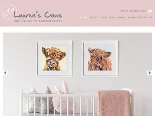 Lauren's Cows