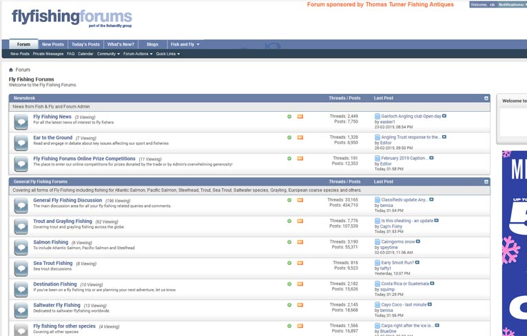 Fly Fishing Forums