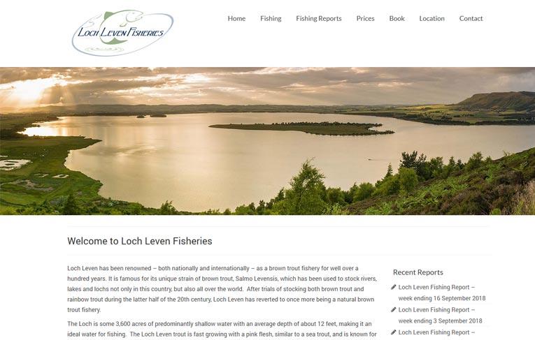 Loch Leven Fishing