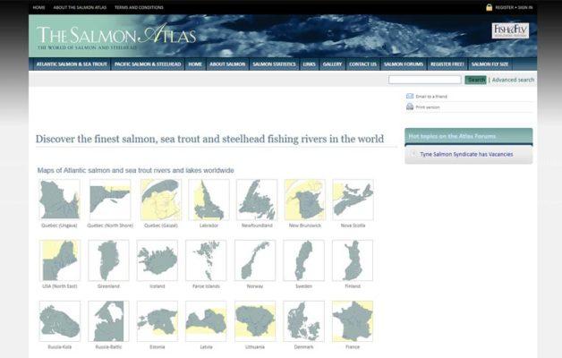 The Salmon Atlas